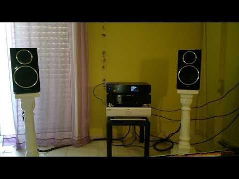 pioneer n50a + musical fidelity m3i + Wharfedale Diamond 225