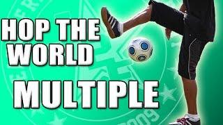 Multiple Hop The World TUTORIAL - Learn Consecutive HTW