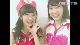 AKB48向井地美音と谷口めぐのウフフな動画にファンもメロメロ間違いなし 音楽引用(甘茶の音楽工房) http://amachamusic.chagasi.com/