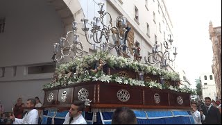 Baixar SANTO ANGEL CUSTODIO. PROCESION A SU PASO POR HOSPITAL S RAFAEL. BANDA ECCE MATER. CADIZ 2015