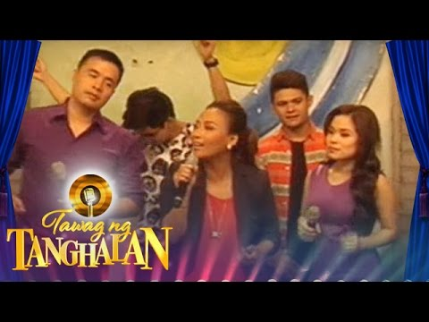 Tawag ng Tanghalan: Semi-finalist impersonates Jaya