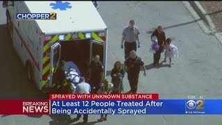 13 Injured After Pepper Spray Released At Elementary School In Cragin