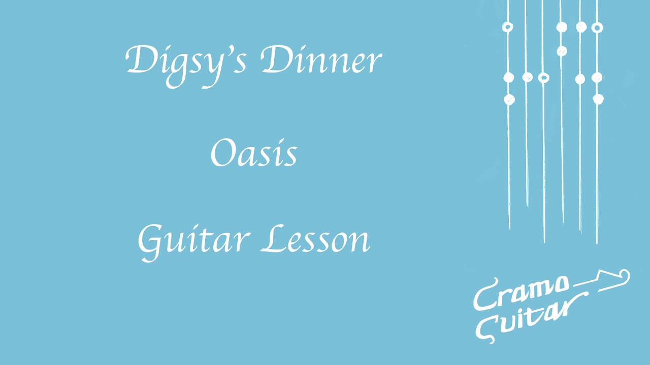 How To Play Digsys Dinner Oasis Youtube