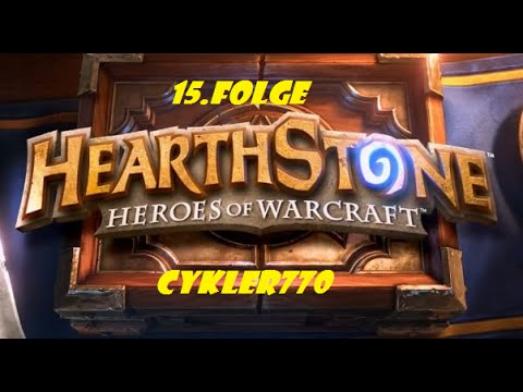 15.Let's Play Hearthstone I get Rich Ich bin Reich (German/Deutsch)
