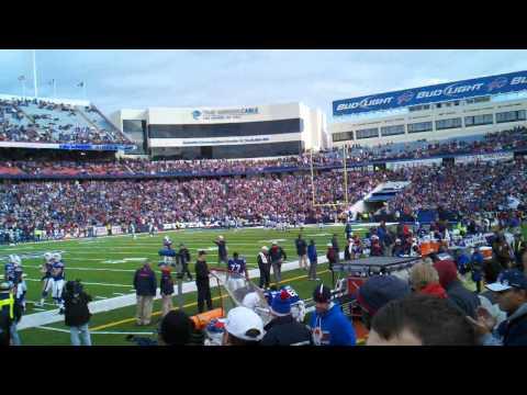 The Bills Make Me Wanna Shout