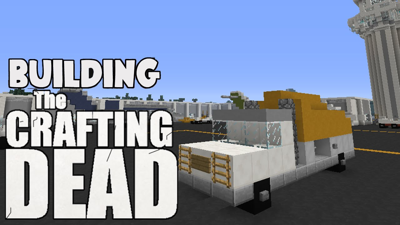 Building the crafting dead the airport youtube for Crafting and building 2