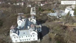 Корсунь-Шевченківський з висоти пташиного польоту_www.berlyuta.photo