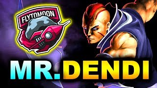 Скачать MR DENDI Vs FlyToMoon MAINCAST WINTER BRAWL DOTA 2
