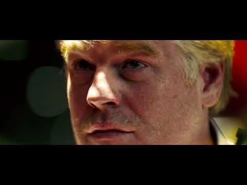 Phillip Seymour Hoffman - Mission Impossible 3 threat scene poster
