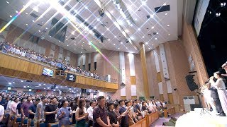 분당우리교회 주일 5부 예배 찬양 | 2019-05-26