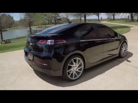 HD VIDEO 2012 CHEVROLET VOLT NAVIGATION LEATHER HYBRID FOR SALE INFO WWW SUNSETMOTORS COM