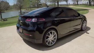 HD VIDEO 2012 CHEVROLET VOLT NAVIGATION LEATHER HYBRID FOR SALE INFO WWW SUNSETMOTORS COM