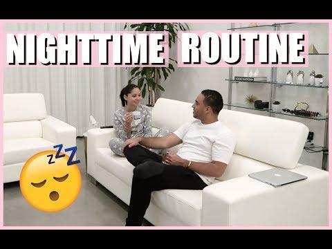 My NightTime Routine 2018 | Diana Saldana