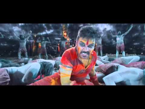 Ganga : Muni 3 Telugu Movie   Raa Dammunte Raa Song Trailer   Lawrence   Taapsee   Nithya Menon