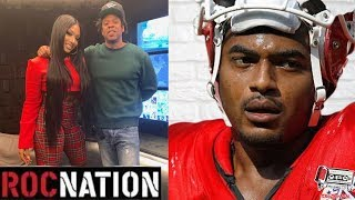 Former Rocnation Member Reveals DISTURBING News About Meg Thee Stallions Deal With Jay-Z!