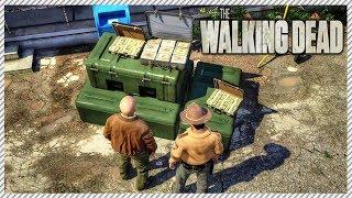 GTA 5 Zombies The Walking Dead #13 - Huge Sandy Shore Drug Bust