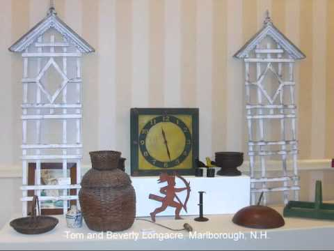 The Concord New Hampshire Antiques Show
