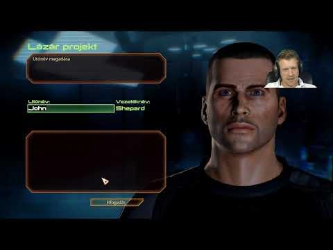 Mass Effect 2 végigjátszás #1 magyarul