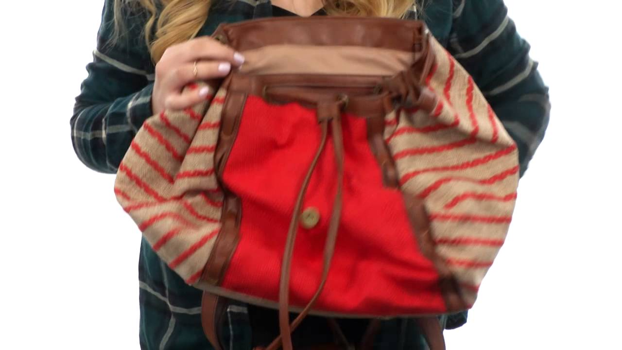 Lucky Brand Kendal Backpack Sku8555789 Youtube Tote Green