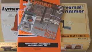 Lyman Case Trimmer