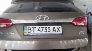Автоматический электропривод задней двери багажника для Hyundai Santa Fe 2013-2015(Автоматический электропривод задней двери багажника для Hyundai Santa Fe 2013-2015. Видео работы системы после устано..., 2017-02-02T09:09:38.000Z)