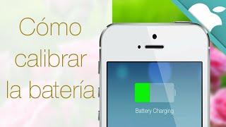 Como calibrar la batería de mi iPhone, iPad o iPod Touch | Aumentar la autonomía de mi batería