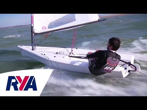 Improving your Sailing - Top Tips with RS Sailing - With Frances Peters