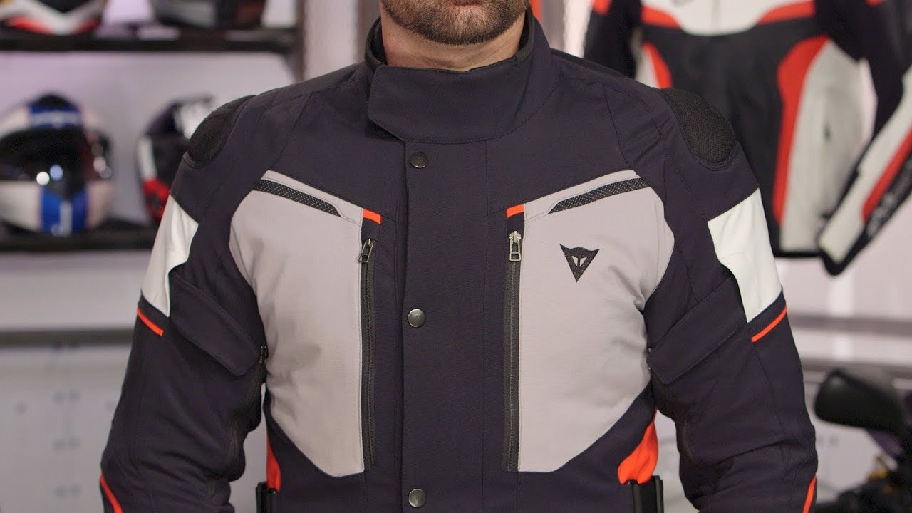 506db28f Dainese Carve Master 2 Gore-Tex Jacket Review at RevZilla.com - YouTube