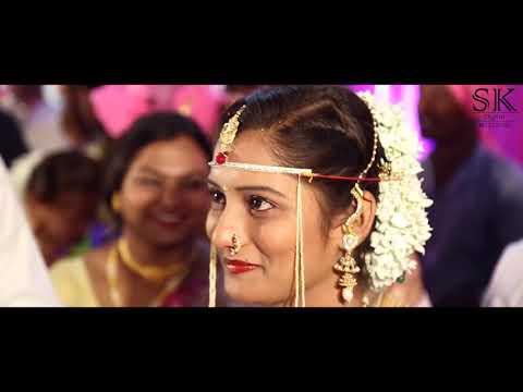 Marathi wedding song man dhaga  dhaga Kirtikumar& Sonal