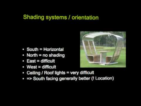 RoGBC Training: Green Architectural Design and the Enabling Technologies - Part 2 of 3