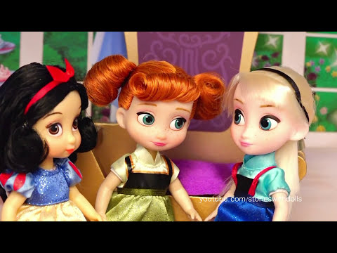Stepmother Tries to Ruin Cinderella's Sleepover ! Toys and Dolls Fun For Kids w/ Scooby Doo   SWTAD