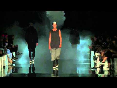 Song for the Mute Grey 2014 Runway Video