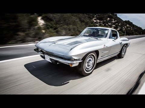 1963 Corvette Stingray – Jay Leno's Garage
