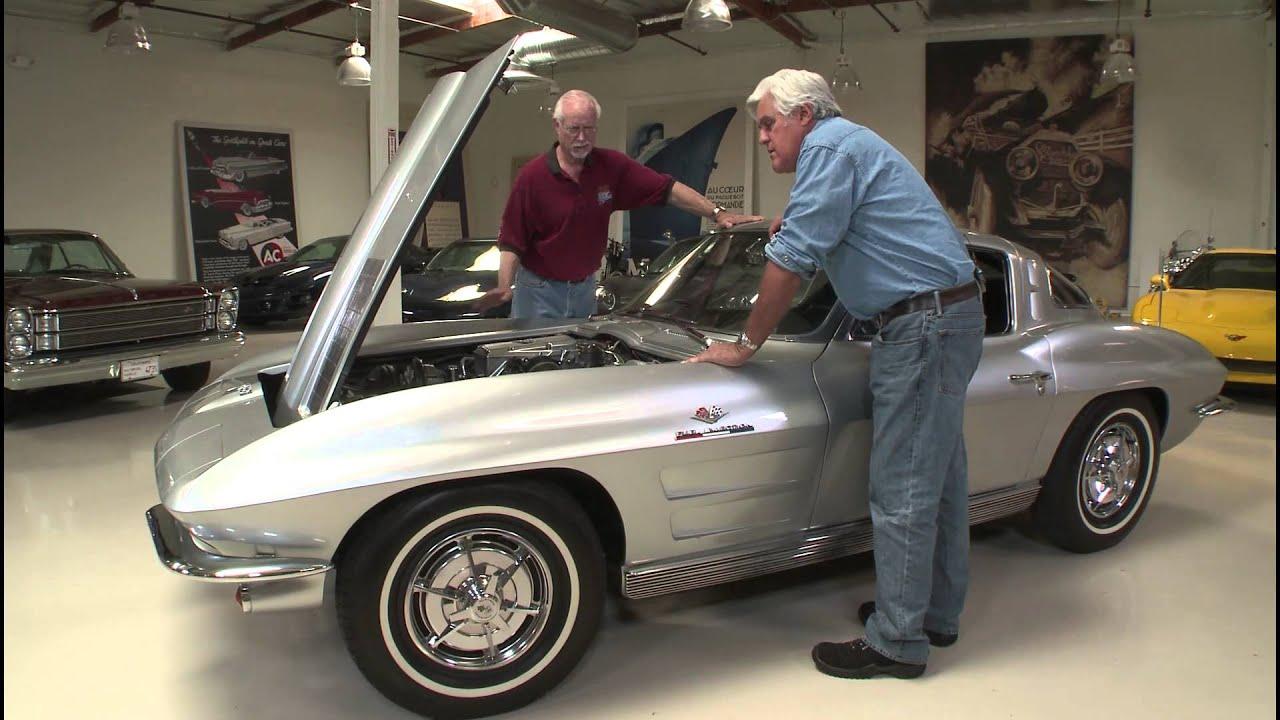 Image of Corvette Sting Ray (1963)