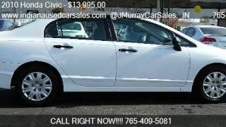 2010 Honda Civic VP Sedan 4D - for sale in LAFAYETTE, IN 479