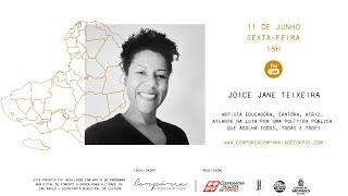Ações Continuadas Emancipatórias com a convidada Joice Jane Teixeira