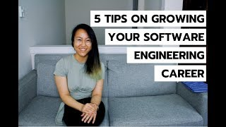 5 TIPS ON GROWING YOUR SOFTWARE ENGINEERING CAREER || Amy Codes