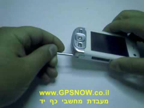 עט למחשב כף יד מסוג Trinity \ HTC P3600