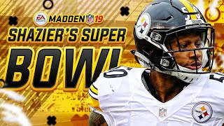 RYAN SHAZIER IS STARTING TO TAKEOVER! MADDEN 19 ULTIMATE TEAM SSB