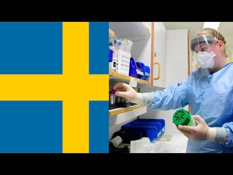 Coronavirus Sweden Update