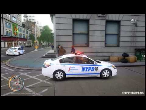 GRAND THEFT AUTO 4 LCPDFR  (GTA 4 PC POLICE MODS)