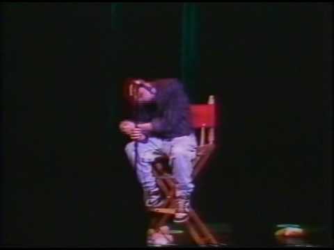 Corey Haim live on stage at Knott's Berry Farm