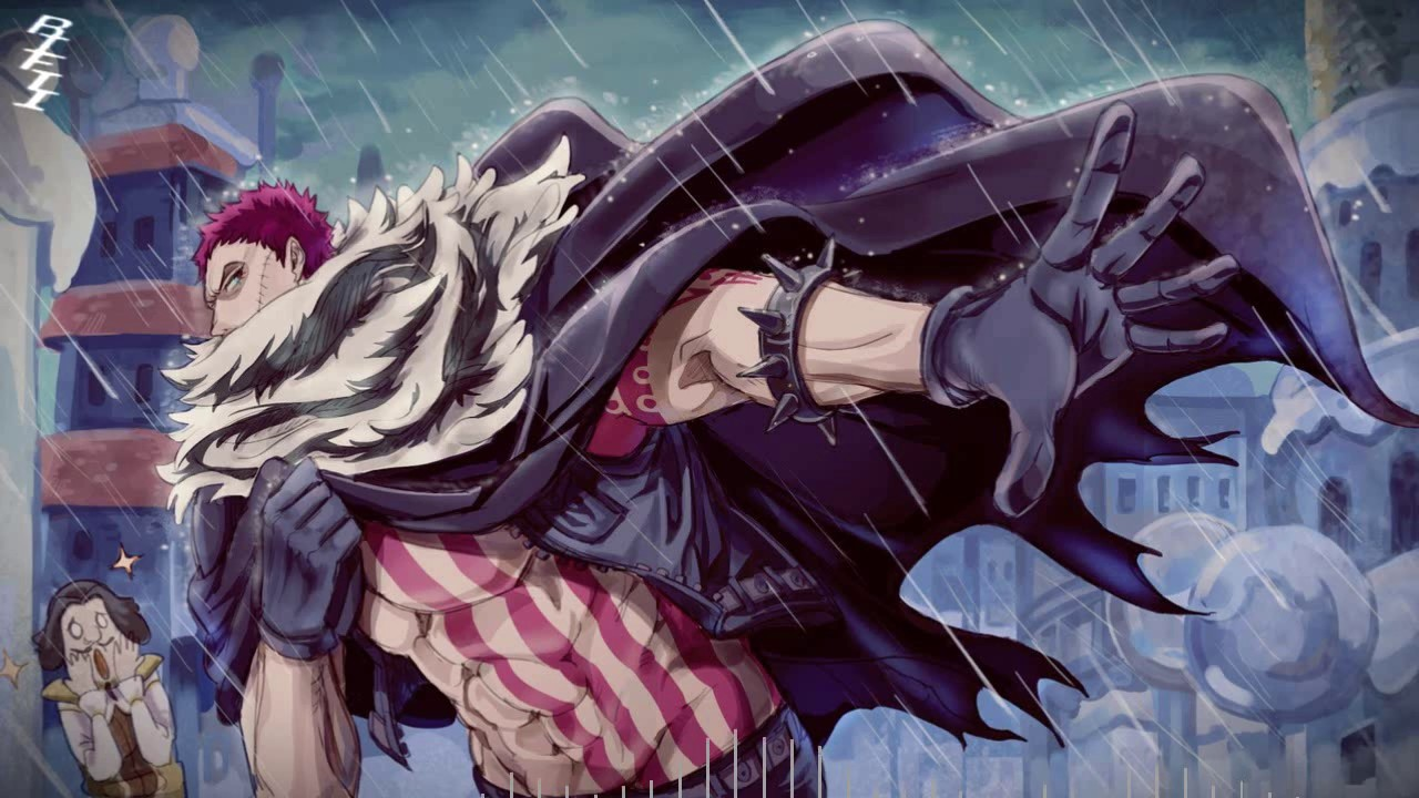 one piece katakuri