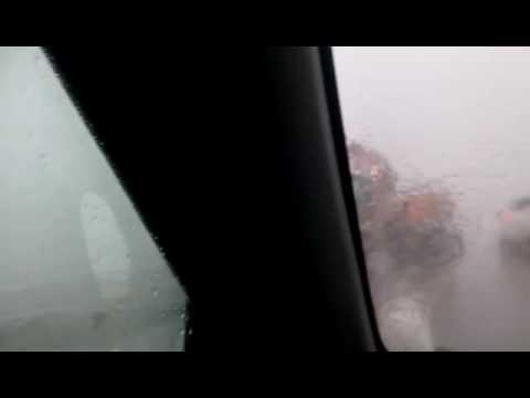 Сахалинская область, Горнозаводск -Невельск, 4 октября 2016 год, ужасы погоды