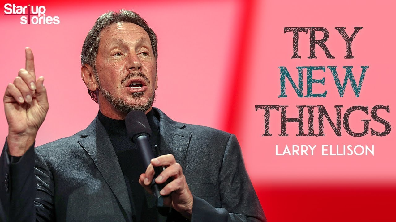 Best Motivational Speech by Larry Elison   Oracle Founder   Inspirational Videos   Startup Stories