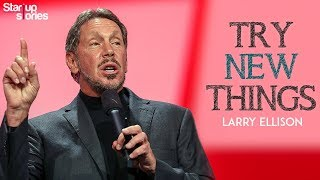Best Motivational Speech by Larry Ellison | Oracle Founder | Inspirational Videos | Startup Stories