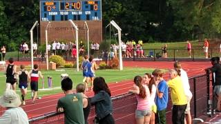 Northern Region Boys 1600m section 2.MOV