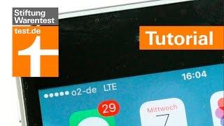 Tutorial: Datenkiller in iOS 9 abschalten (WLAN Assist, iPhone 6s)