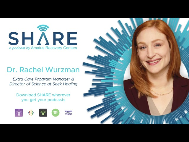 EPISODE 10 - Isolation, Substance Use and Community Recovery with Dr. Rachel Wurzman