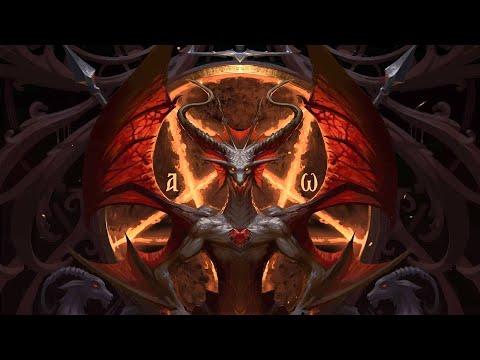 Necromantia - Inferno (Lyric Video)